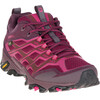 Merrell W's Moab Fst GTX Shoes BEET RED